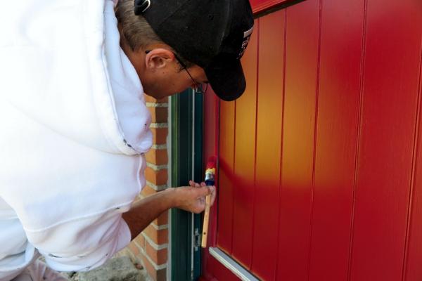 project schilder en lakwerk buiten