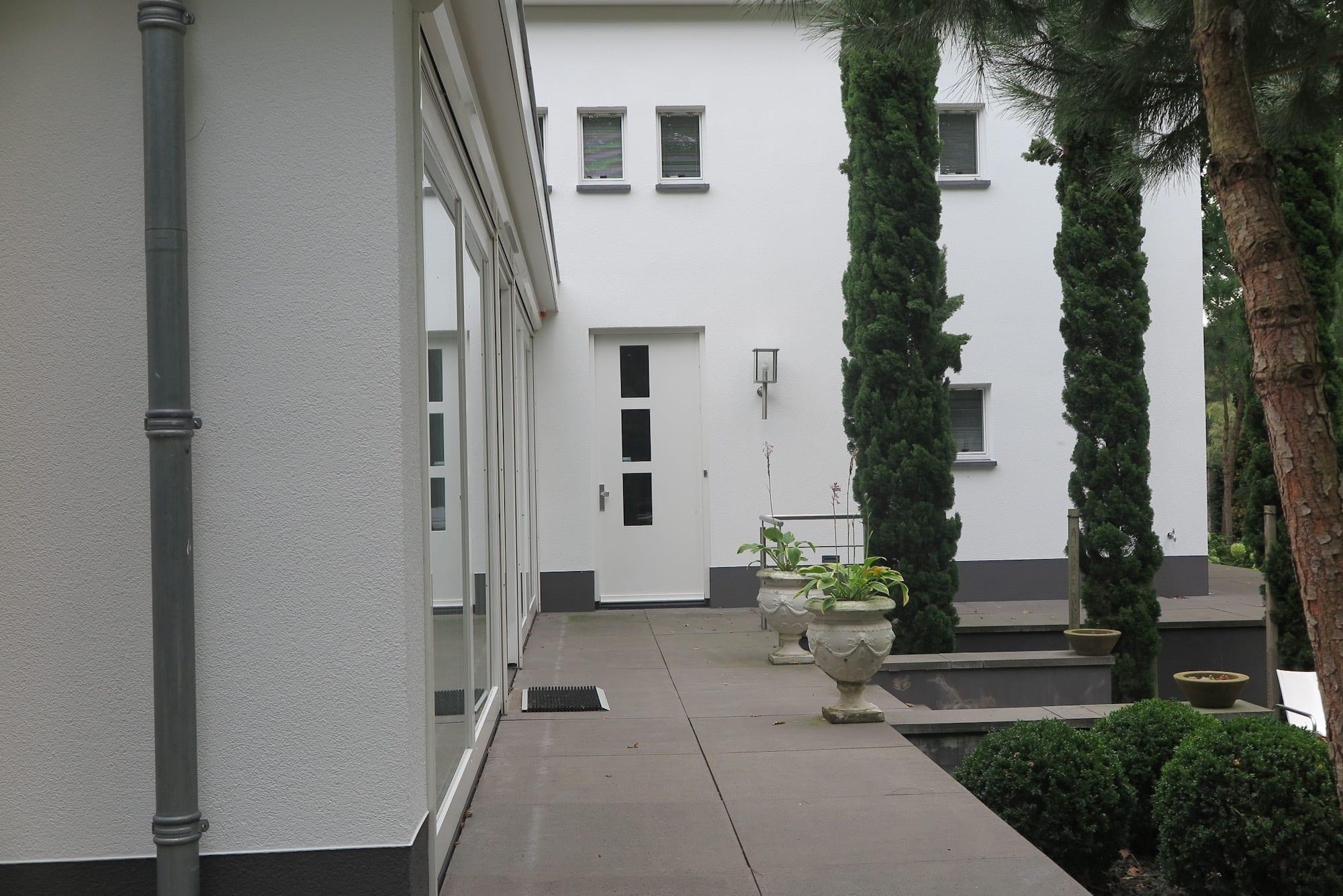 Wärmedämmputz, Anstrich Kleve, Fassade